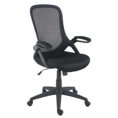 Sadia Mesh Black Office Chair