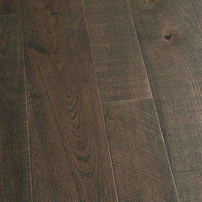 French Oak Venice 3/8 in. T x 4 in. and 6 in. W x Varying L Engineered Click Hardwood Flooring (19.84 sq. ft./case)