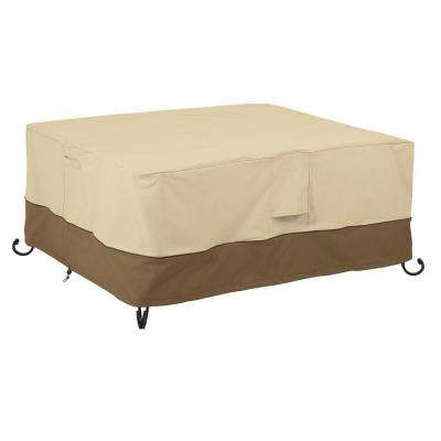 Veranda 56 in. Rectangular Fire Pit Table Cover