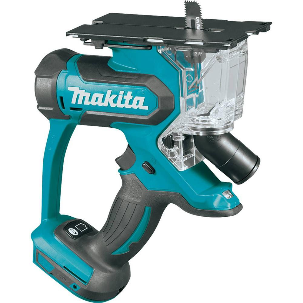 Makita 18-Volt LXT Lithium-Ion Cordless Cut-Out Saw (Tool Only)