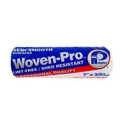 7 in. x 3/8 in. Woven Polyester Roller Cover (36-Pack)