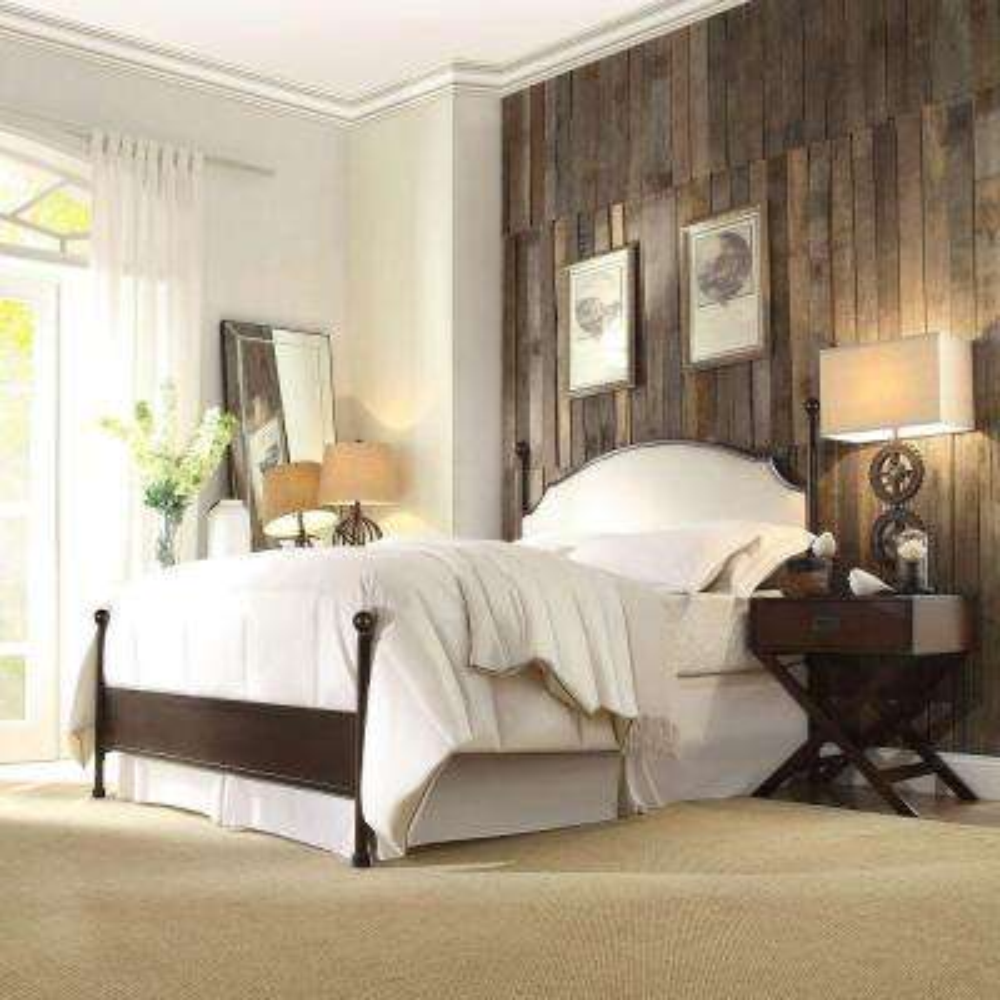 Bridgewater Antique Bronze Full Poster Bed. Classic   Beds   Headboards   Bedroom Furniture   The Home Depot