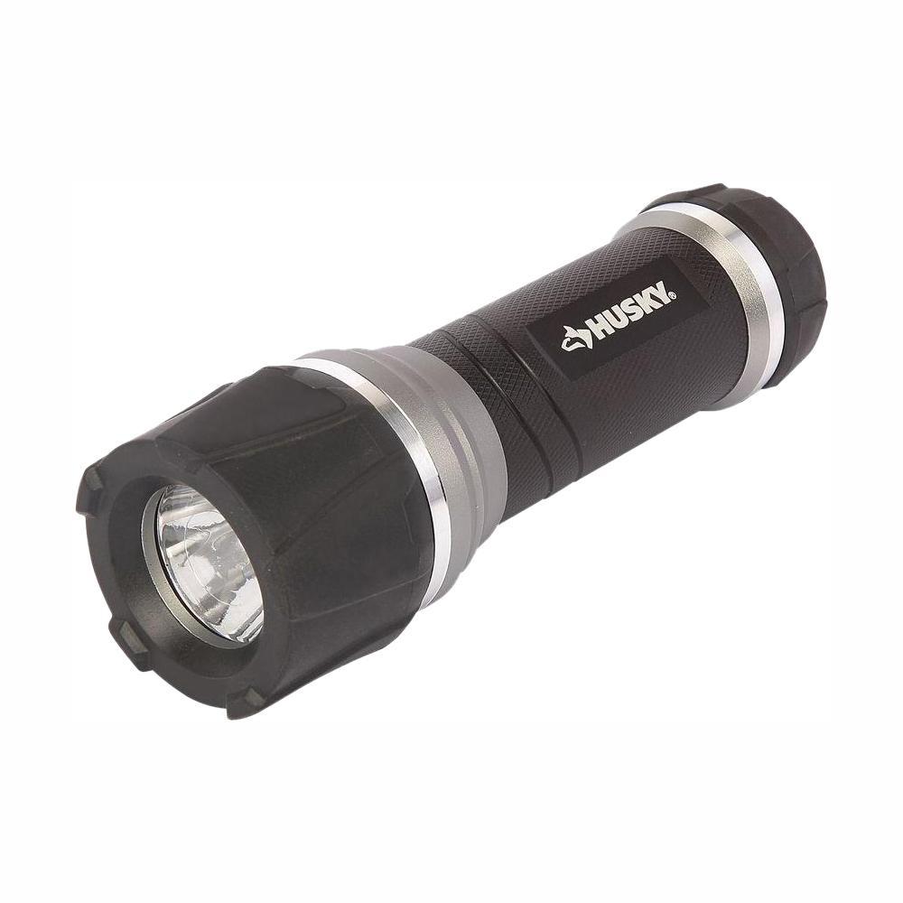 200 Lumens LED Virtually Unbreakable Aluminum Flashlight