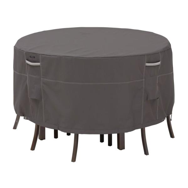 Ravenna Tall Small Patio Table and Chair Set Cover