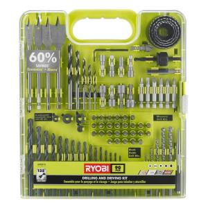 Deals on RYOBI Drill and Drive Kit 90-Piece