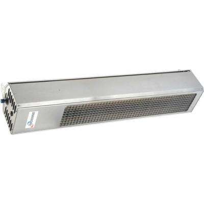 34,000 BTU High Intensity Infrared Gas Fired Patio Heater
