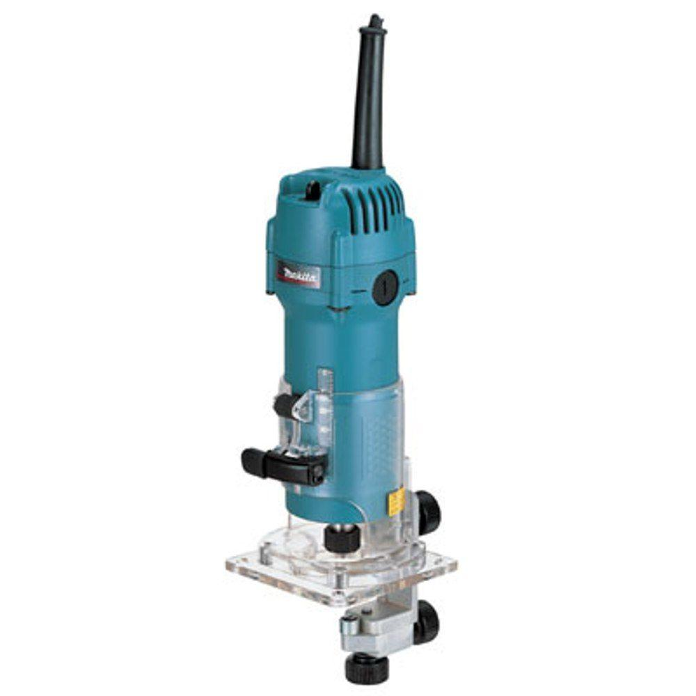 Makita 1/4 in. Laminate Trimmer