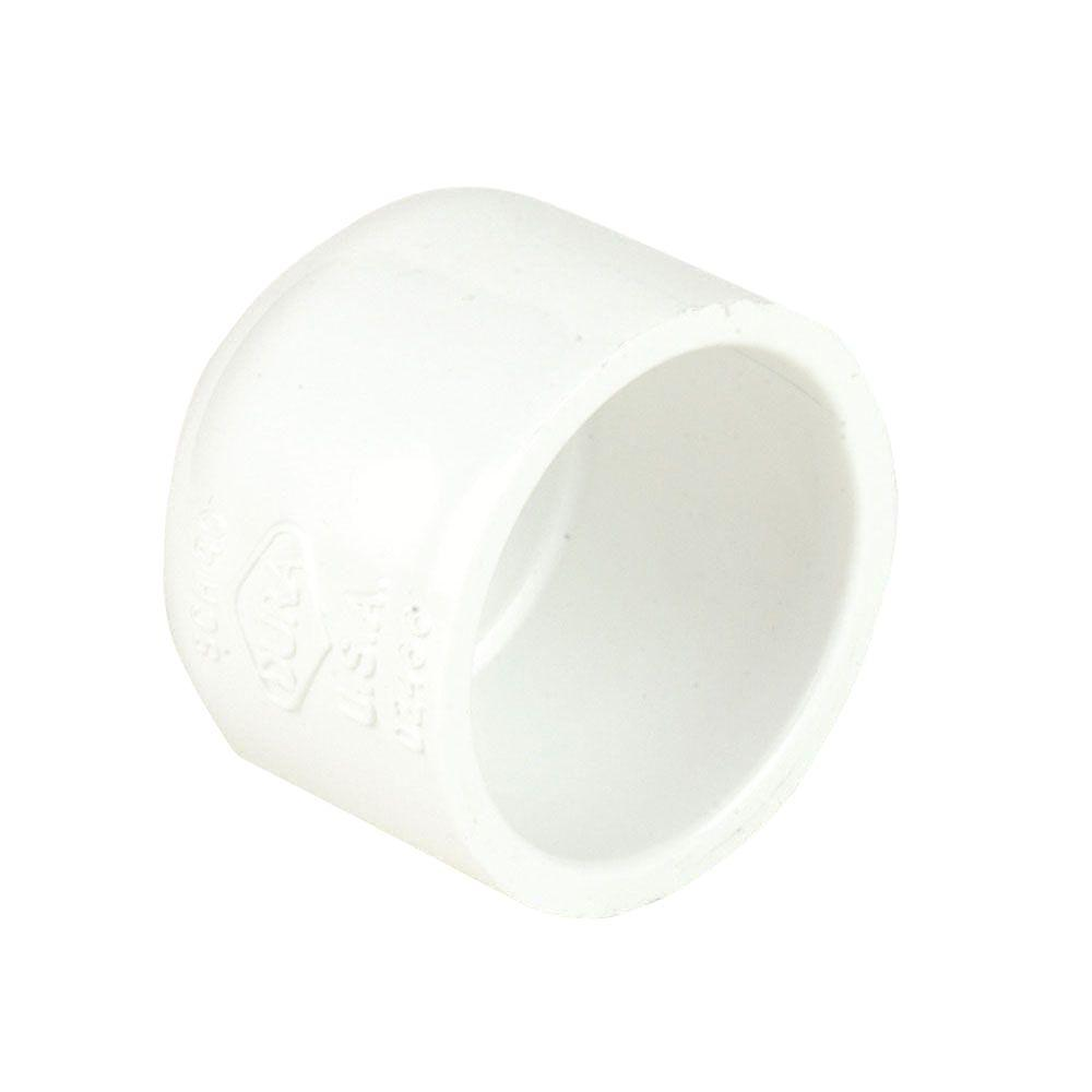 3/4 in. Schedule 40 PVC Cap