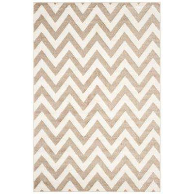 6 X 9 - Chevron - Outdoor Rugs - Rugs - The Home Depot