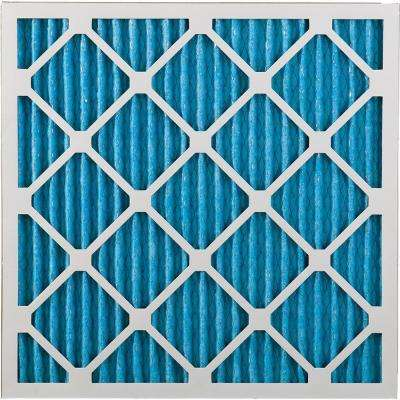 24 in. x 24 in. x 1 in. Basic Dust Pleated MERV 7 - FPR 5 Air Filter (6-Pack)