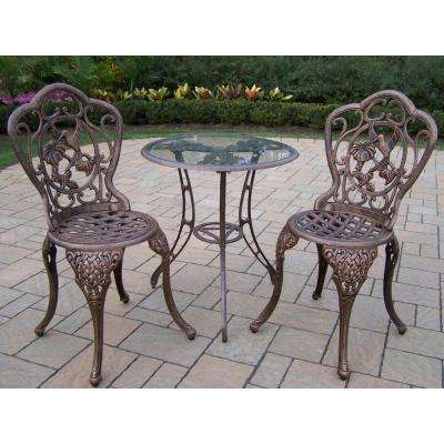 Hummingbird 3-Piece Bistro Set