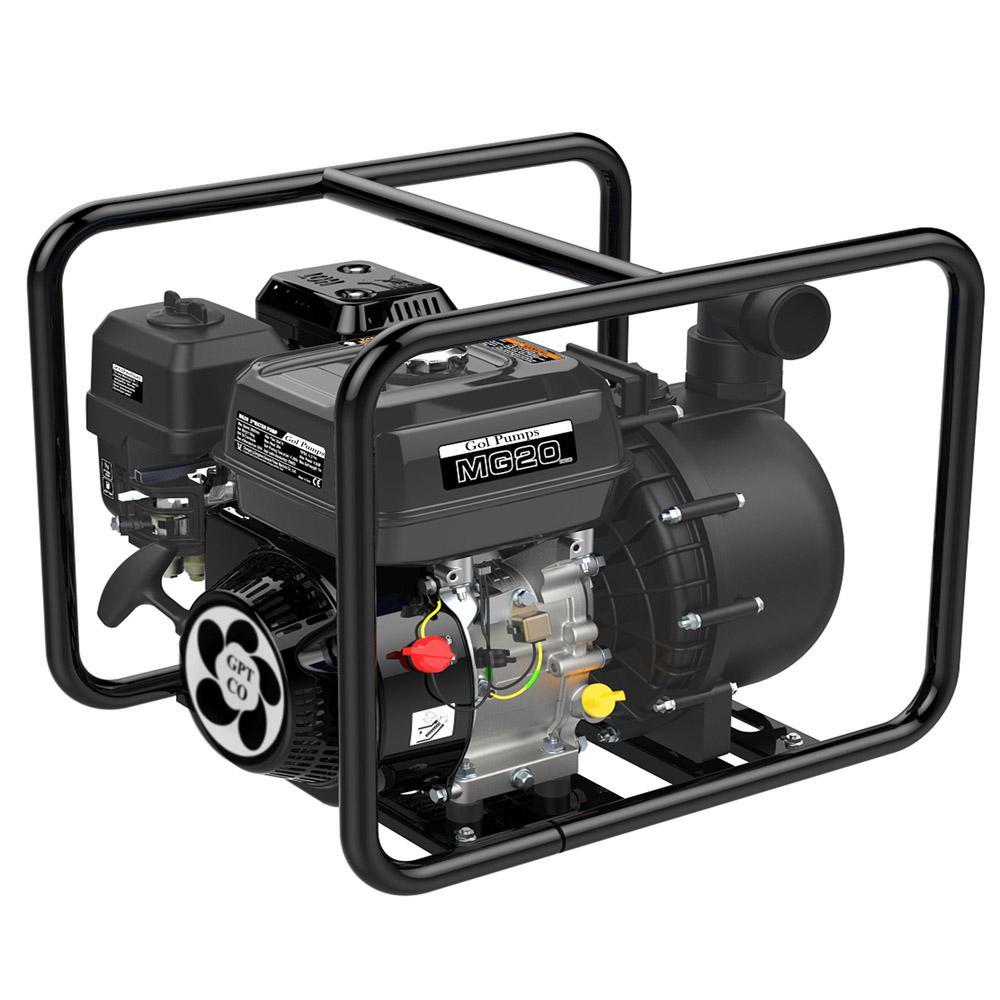 6 HP Chemical Gas Powered Pump