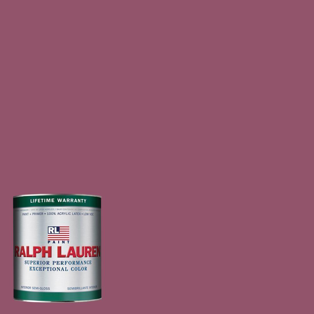 Ralph Lauren 1-qt. Diana Pink Semi-Gloss Interior Paint