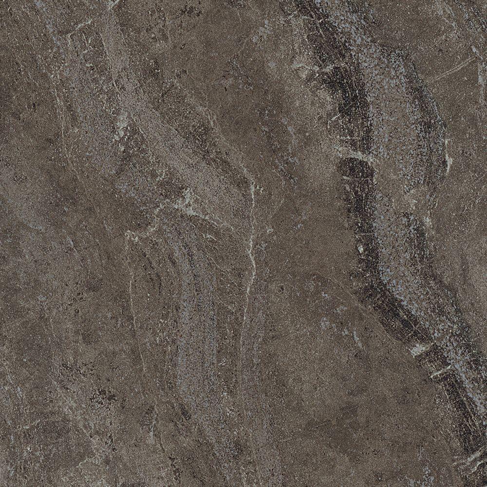 3 in. x 5 in. Laminate Countertop Sample in Bronzite with Premium Quarry Finish