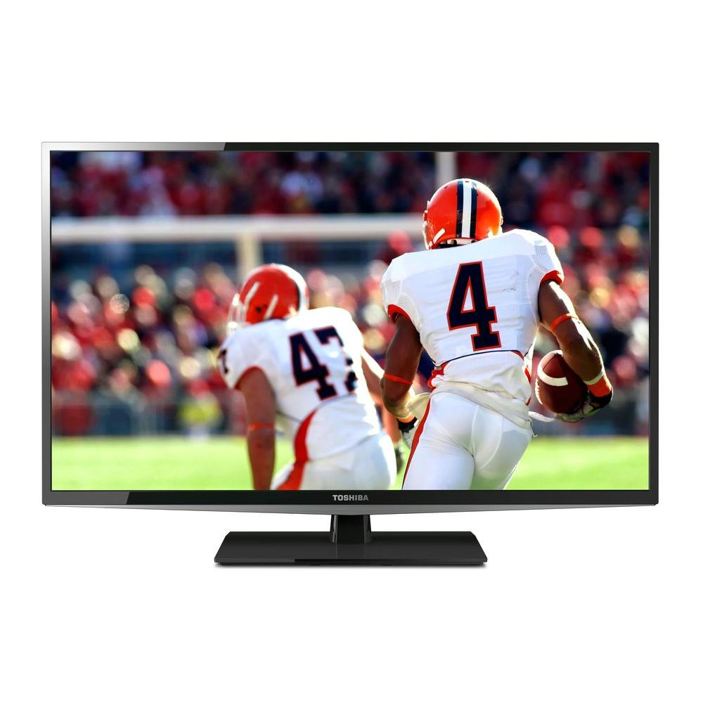 Toshiba 40 in. Class LED 1080p 60Hz HDTV-DISCONTINUED