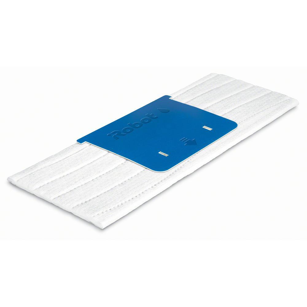 Braava jet m Wet Mopping Pads Refills (7-Pack)