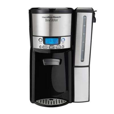 BrewStation 12-Cup Dispensing Coffeemaker