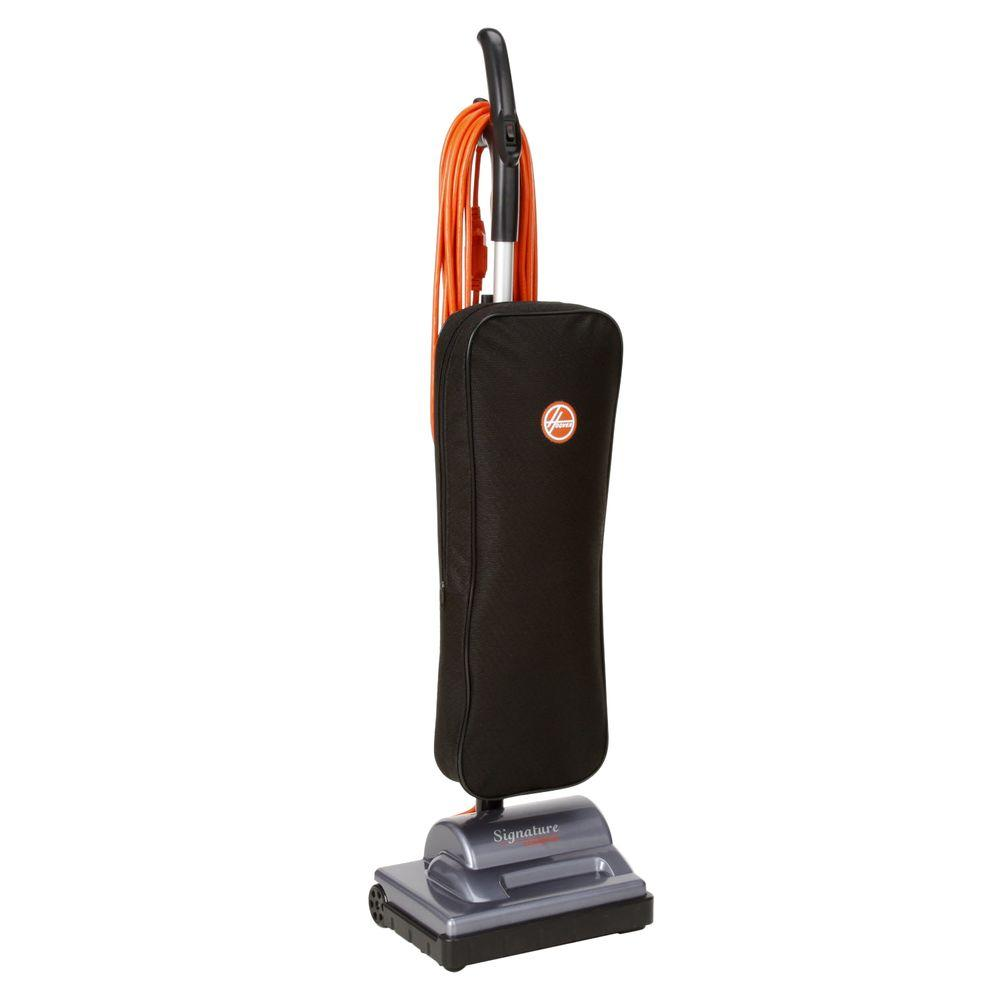 Commercial Signature Lightweight Bagged Upright Vacuum Cleaner