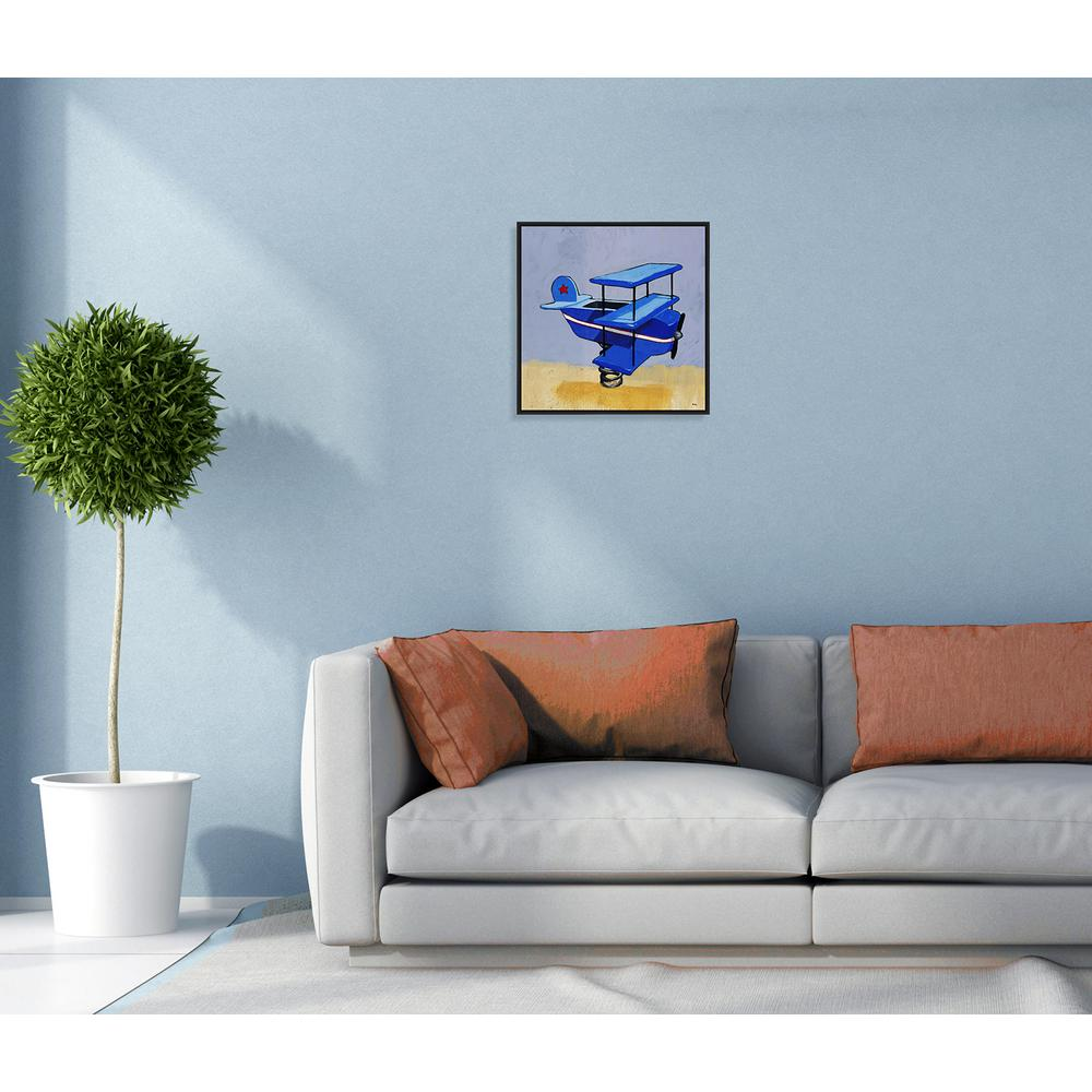 Ptm Images 20 5 In X 20 5 In 39 39 First Flight 39 39 Framed Wall