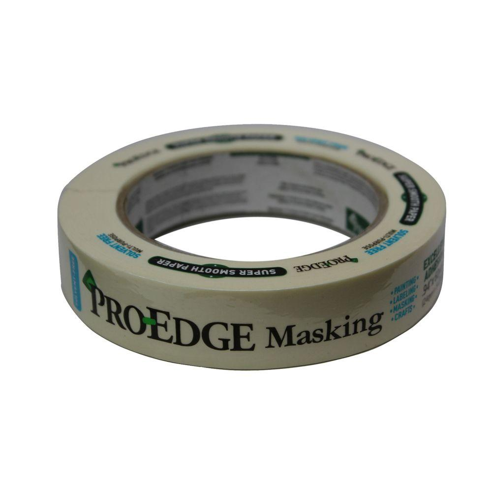 0.94 in. x 60 yds. Pro Edge General Purpose Masking Tape