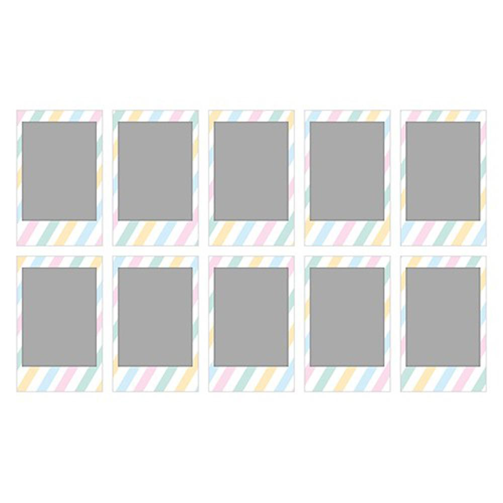 10 Exposures Instax Mini Stripe Instant Film