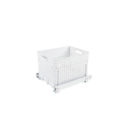 14.375 in. x 11.875 in. Pull-Out Hamper/Utility Basket
