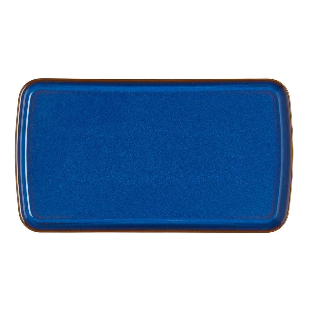 Imperial Blue Rectangular Platter