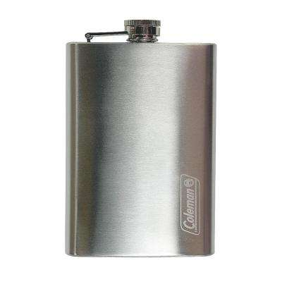 Stainless Steel 8 oz. Flask