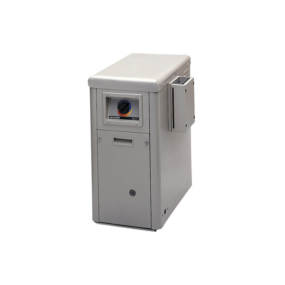 H-Series 100,000 BTU In-Ground Natural Gas Pool Heater