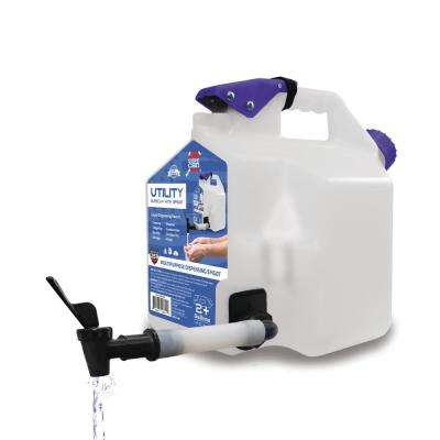 2 Gal. Plus Utility SureCan with Spigot