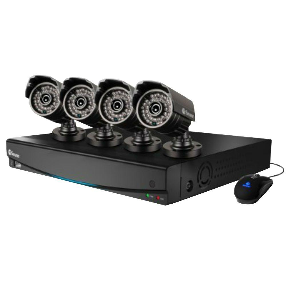 Swann 8-Channel 960H Surveillance System with 4 x PRO-735 Cameras