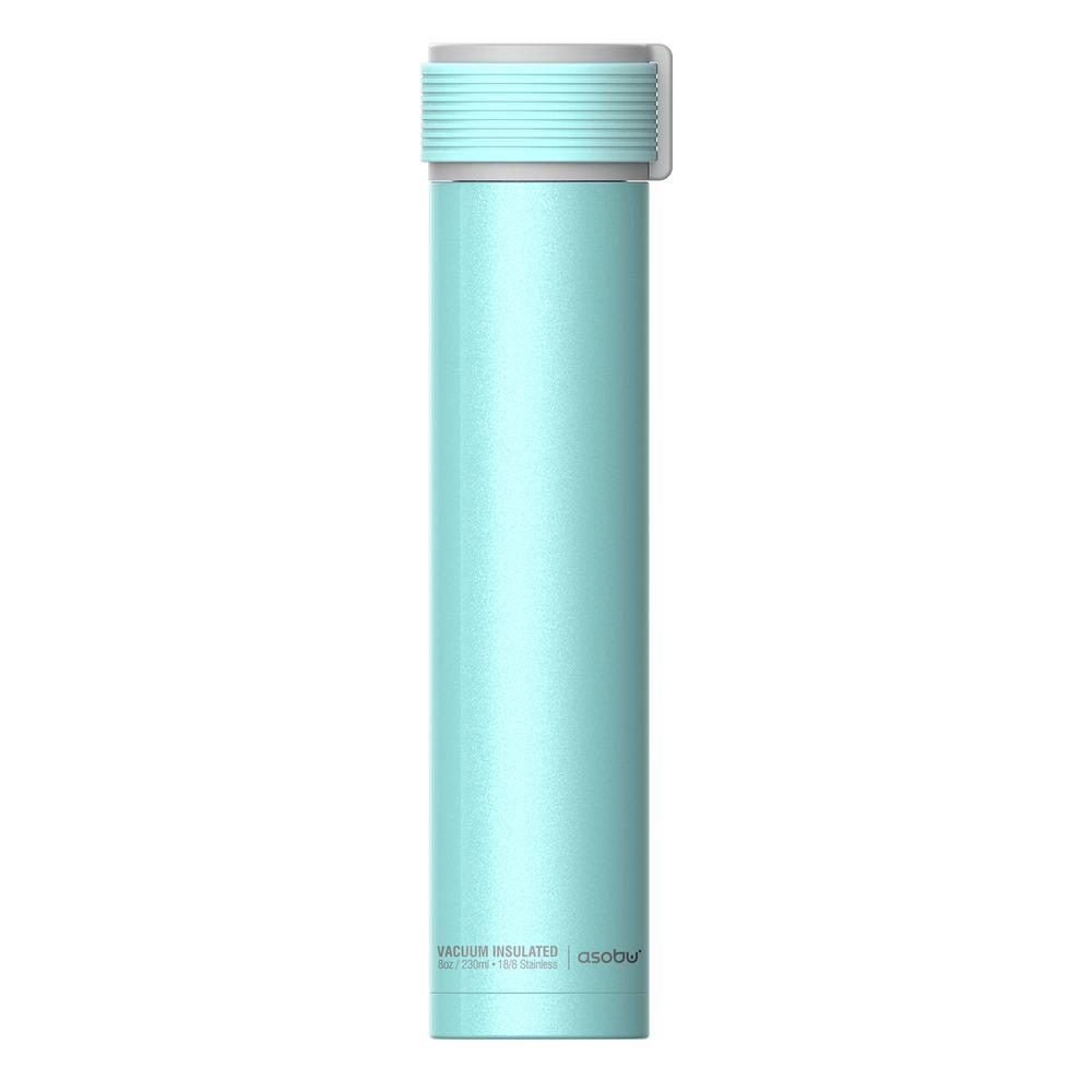 8.5 oz. Teal Skinny Mini Water Bottle