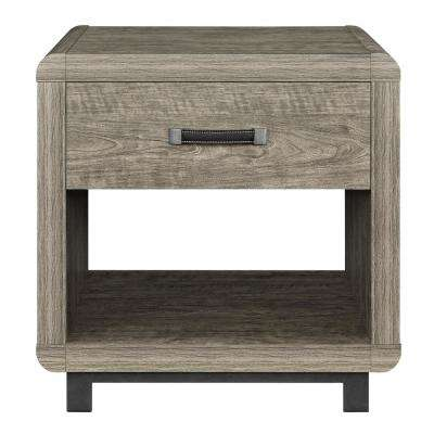 St. Charles Brown End Table
