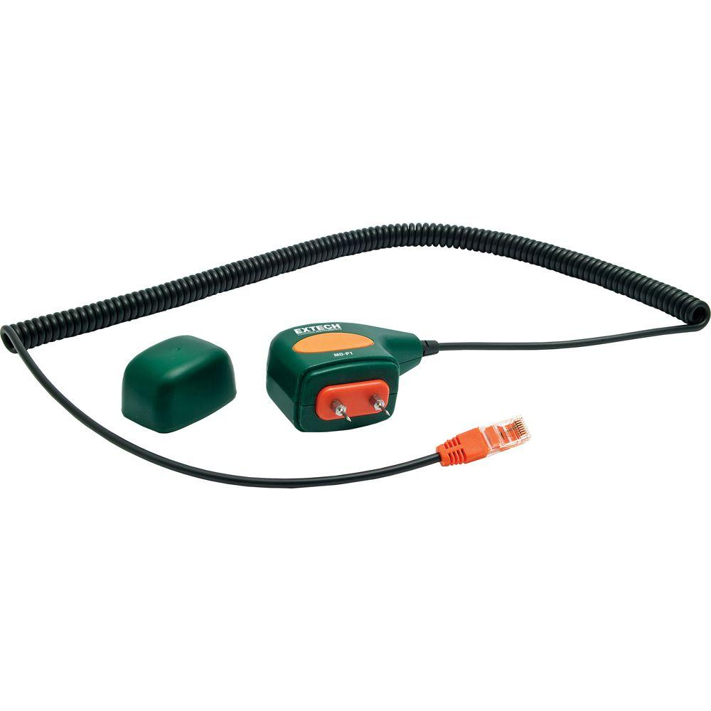 Extech Instruments Remote Moisture Pin Probe for Extech Moisture Meters