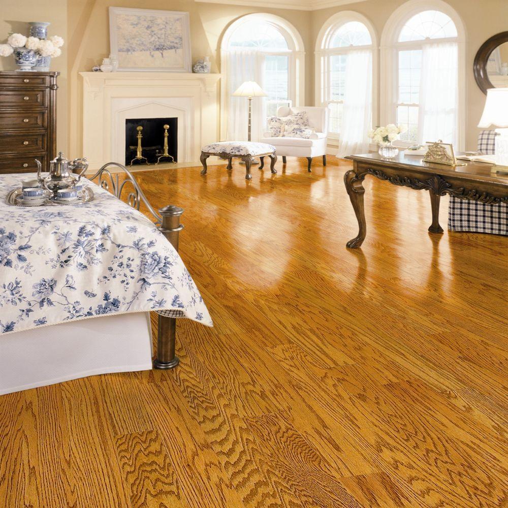 Oak Harvest 1/2 in. Thick x 5 in. Wide x Random Length Engineered Hardwood Flooring (31 sq. ft. / case)