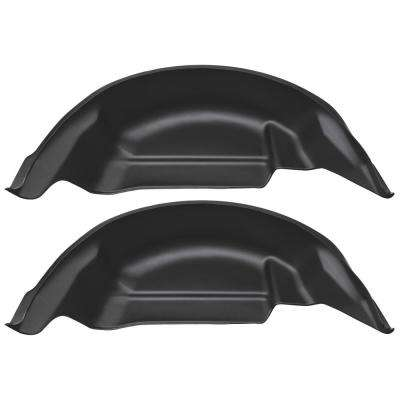 Rear Wheel Well Guards Fits 15-18 F150 (Will NOT Fits Raptor)