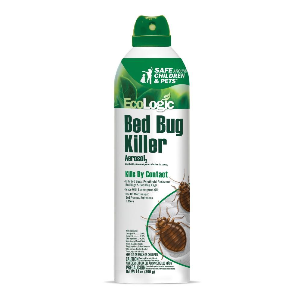 14 oz. Safe Aerosol Bed Bug Killer