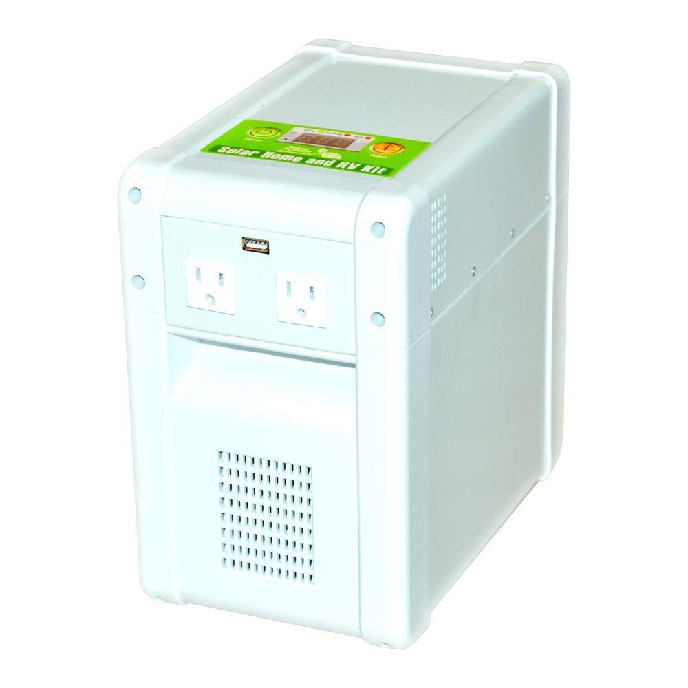 Nature Power 800-Watt Portable Power Backup Kit