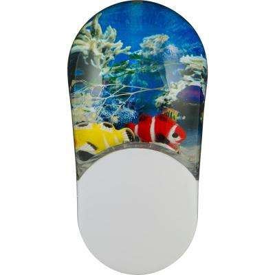 Aqualites Color-Changing Tropical Fish LED Night Light