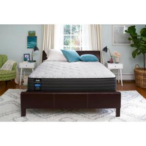 Sealy Response Performance 12 inch California King Plush Tight Top Mattress by Sealy