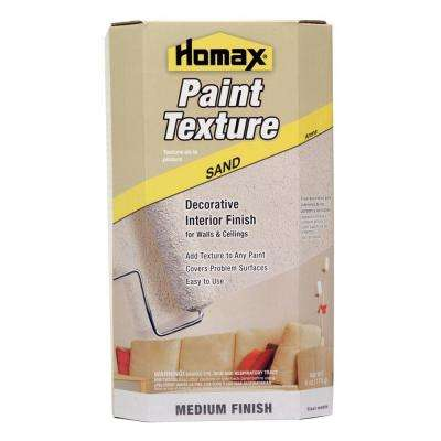 Sand Texture Paint Additive