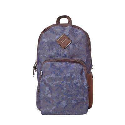 Lunch Pack Collection Union Square Backpack Denim Camo
