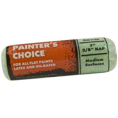 Painter's Choice 7 in. x 3/8 in. Medium-Density Roller Cover