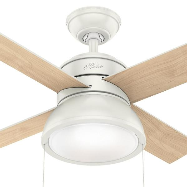 Indoor Fresh White Ceiling Fan
