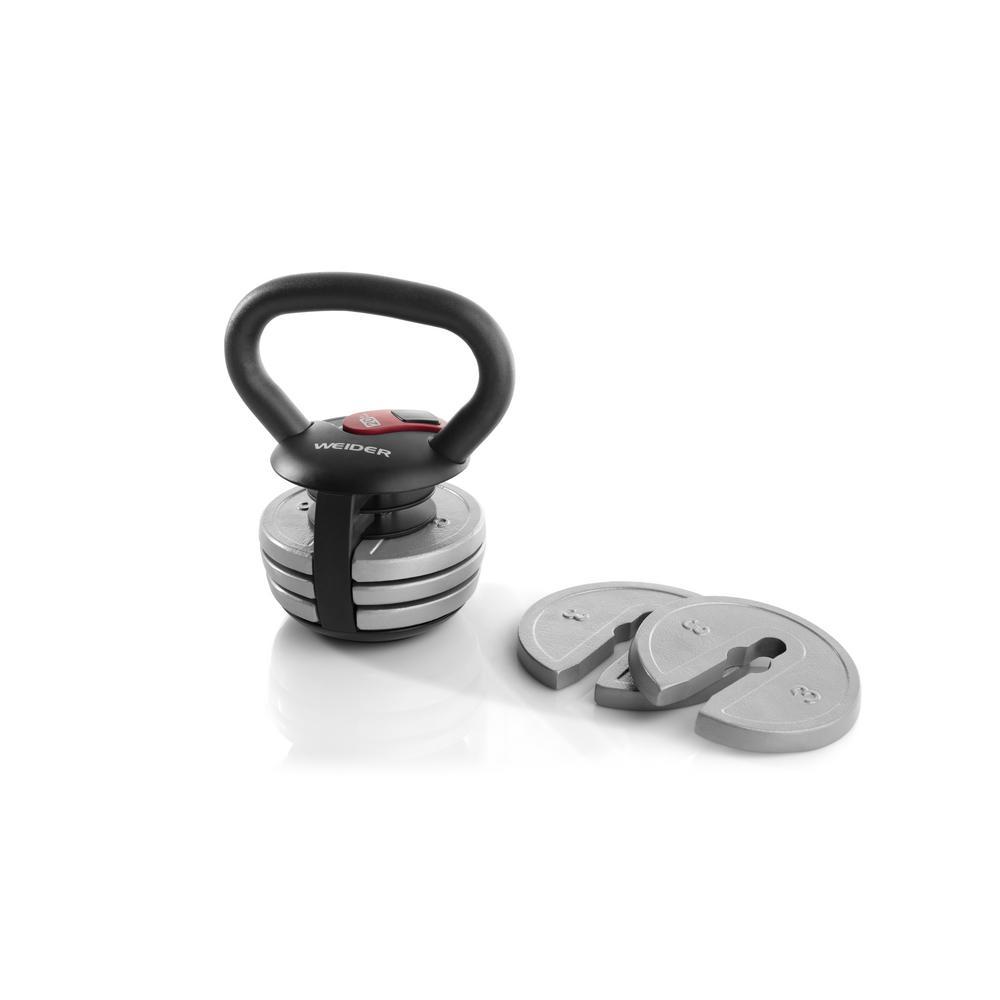 20 lb. Adjustable Kettlebell