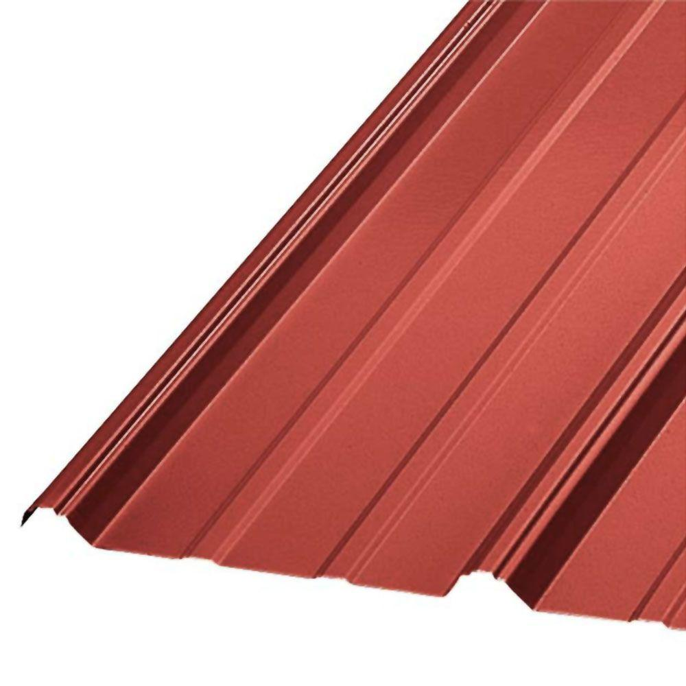 steel roof panels metal sales 16 ft classic rib steel roof panel in 10338