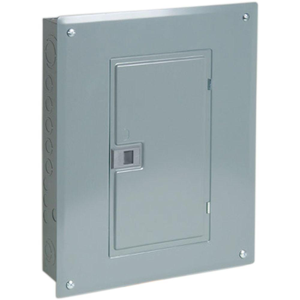 Circuit Breaker Box Cover Decorative Decorative Electrical: Square D QO 100 Amp 20-Space 20-Circuit Indoor Main