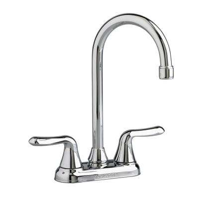 Colony Soft 2-Handle Bar Faucet in Polished Chrome