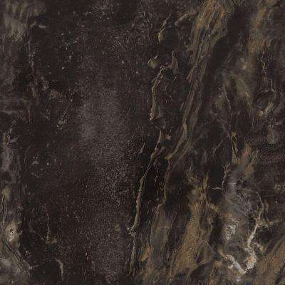 Laminate Countertop Sample In Marbled Cappuccino Gloss