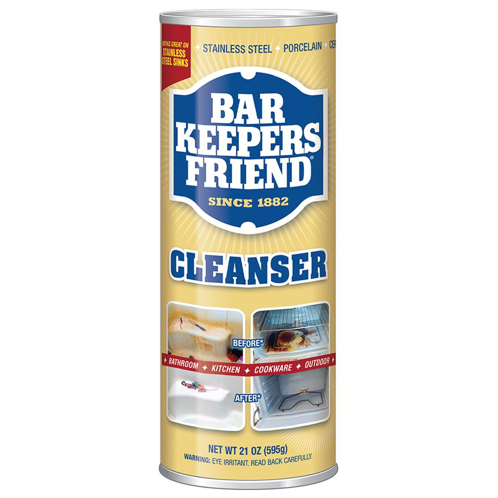 Bar Keepers Friend 21 Oz All Purpose Cleanser And Polish
